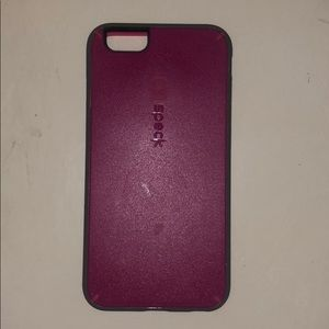 Hot Pink speck phone case